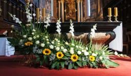Święcenia kapłańskie 19.06.2014. Ołtarz główny.