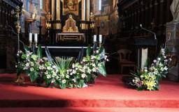 Ślub 26.07.2014. Ołtarz główny.