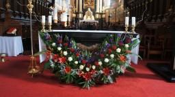 Niedziela 31.08.2014. Ołtarz główny.