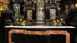 Niedziela 31.08.2014. Kaplica Najświętszego Sakramentu.