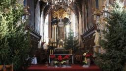 Boże Narodzenie 2014. Prezbiterium.