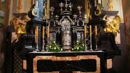 Wielkanoc 2015. Kaplica Najświętszego Sakramentu.