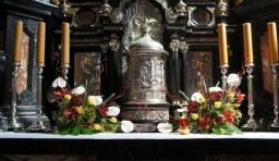 Niedziela 07.07.2015 Kaplica Najświętszego Sakramentu.