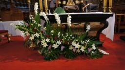 Śluby 27.06.2015 Ołtarz główny.
