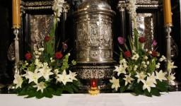 Śluby 27.06.2015 Kaplica Najświętszego Sakramentu.