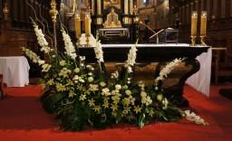 Ślub 11.07.2015 Ołtarz główny.