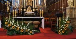 Ślub 18.07.2015 Ołtarz główny.