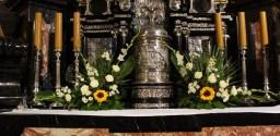 Ślub 18.07.2015 Kaplica Najświętszego Sakramentu.