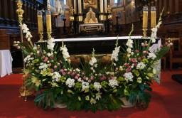 Ślub 25.07.2015 Ołtarz główny.