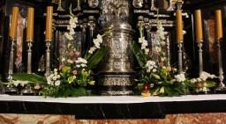 Ślub 25.07.2015 Kaplica Najświętszego Sakramentu.