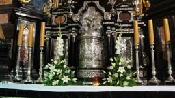 Ślub 01.08.2015 Kaplica Najświętszego Sakramentu.