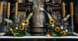 Śluby 15.08.2015 Kaplica Najświętszego Sakramentu.