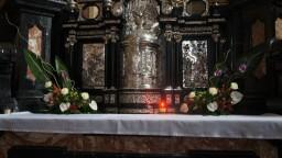 Niedziela 16.11.2014. Kaplica Najświętszego Sakramentu.