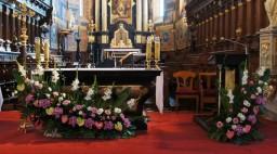 Ślub 03.10.2015 Ołtarz główny.