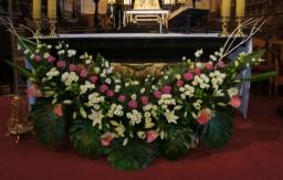 Ślub 17.10.2015 Ołtarz główny.