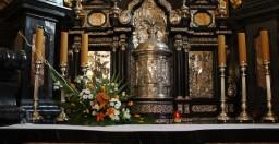 Ślub 24.10.2015 Kaplica Najświętszego Sakramentu.