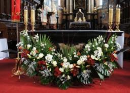 Ślub 23.04.2016 Ołtarz główny.
