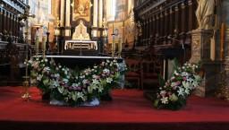 Ślub 20.08.2016. Ołtarz główny.