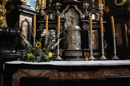 Niedziela 25.09.2016 Kaplica Najświętszego Sakramentu.