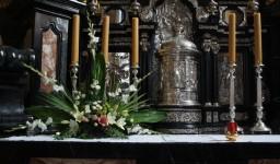 Ślub 15.10.2016. Kaplica Najświętszego Sakramentu.