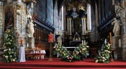 Wielkanoc-2017 Ołtarz główny.