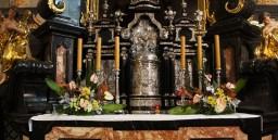 Niedziela 30.10.2016. Kaplica Najświętszego Sakramentu.
