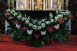 Niedziela 13.11.2016. Ołtarz główny.