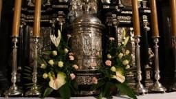 Niedziela-15.04.2018. Kaplica Najświętszego Sakramentu.