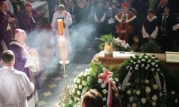 Pogrzeb bp. Wacława Świerzawskiego