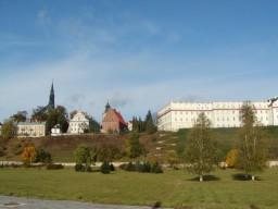 Widok na Katedrę i Dom Długosza