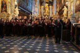 Schola Cantorum Misericordis Christi z Białej Podlaskiej